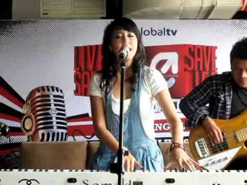 Sherina-Ku Mau Kau Mau (Live)