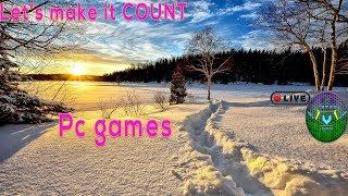 PC GAMES - livestream (......)