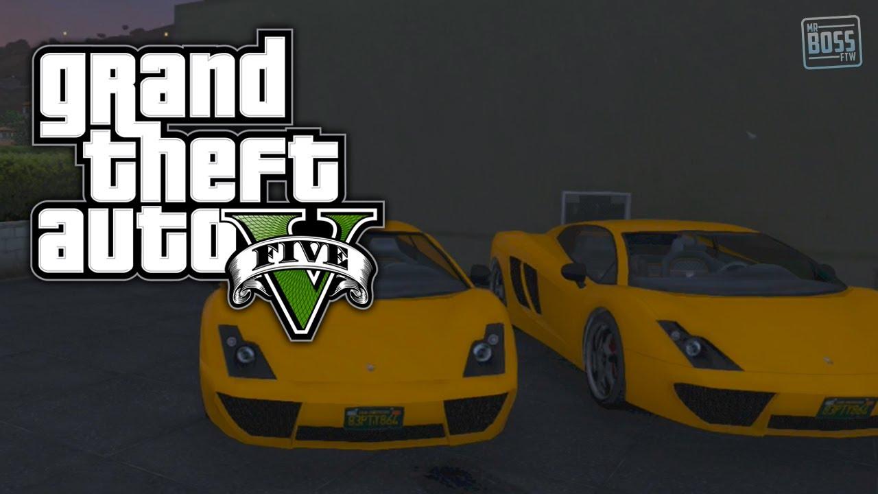 GTA 5 Online: Easiest Way To Duplicate Cars & Vehicles (GTA V)