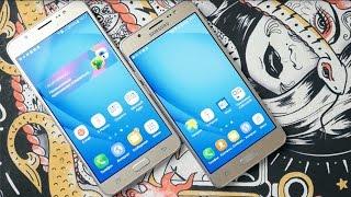 Обзор Samsung Galaxy J5 и J7
