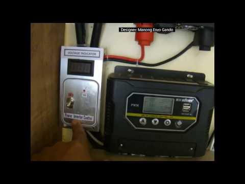 My Solar Electrical Setup