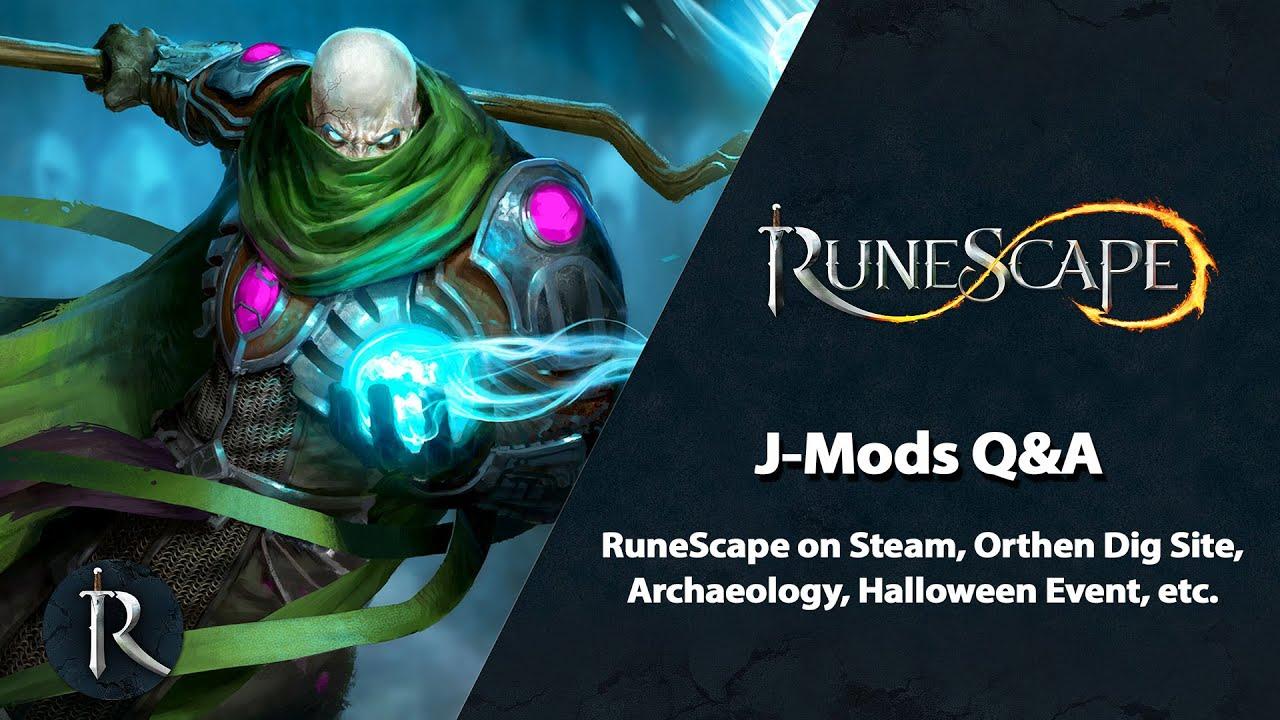 Runescape 3 2020 Halloween J Mods Q&A // RuneScape on Steam, first details on Orthen