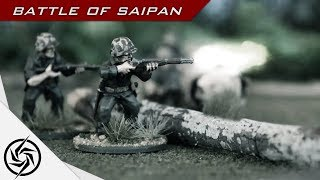 Army Men: World War II | Battle of Saipan