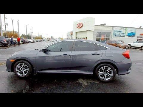 2017 Honda Civic - Used Cars - For Sale - Brantford Kia - 519-304-6542 Stock No. P2671