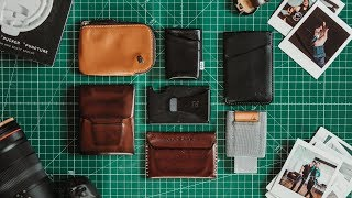 The BEST Minimalist EDC Wallets