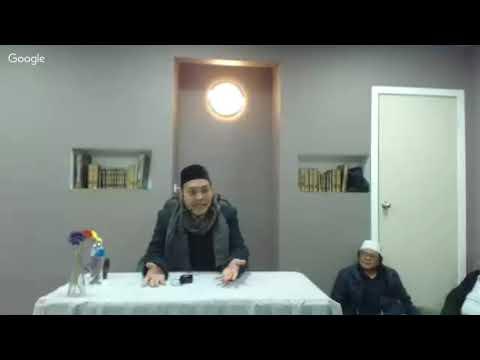 PCINU ANZ - Safari Ramadhan Dr. KH M. Bukhori Muslim