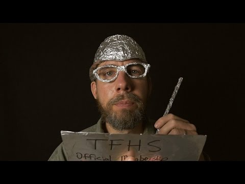 Tin Foil Hat Society 2016 Membership Application / Renewal [ ASMR ]
