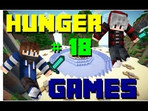 minecraft pe hınger games # 18 ( KONUKLU!!!) HACKER ÇOCUK