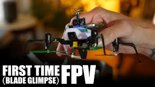 Flite Test | First Time FPV -  Blade Glimpse HD