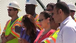 Shoemaker Bridge Opens
