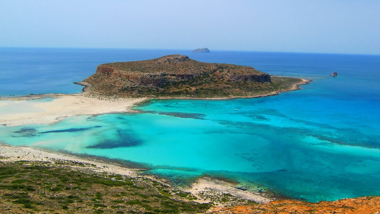 BALOS BEACH KRETA - YouTube