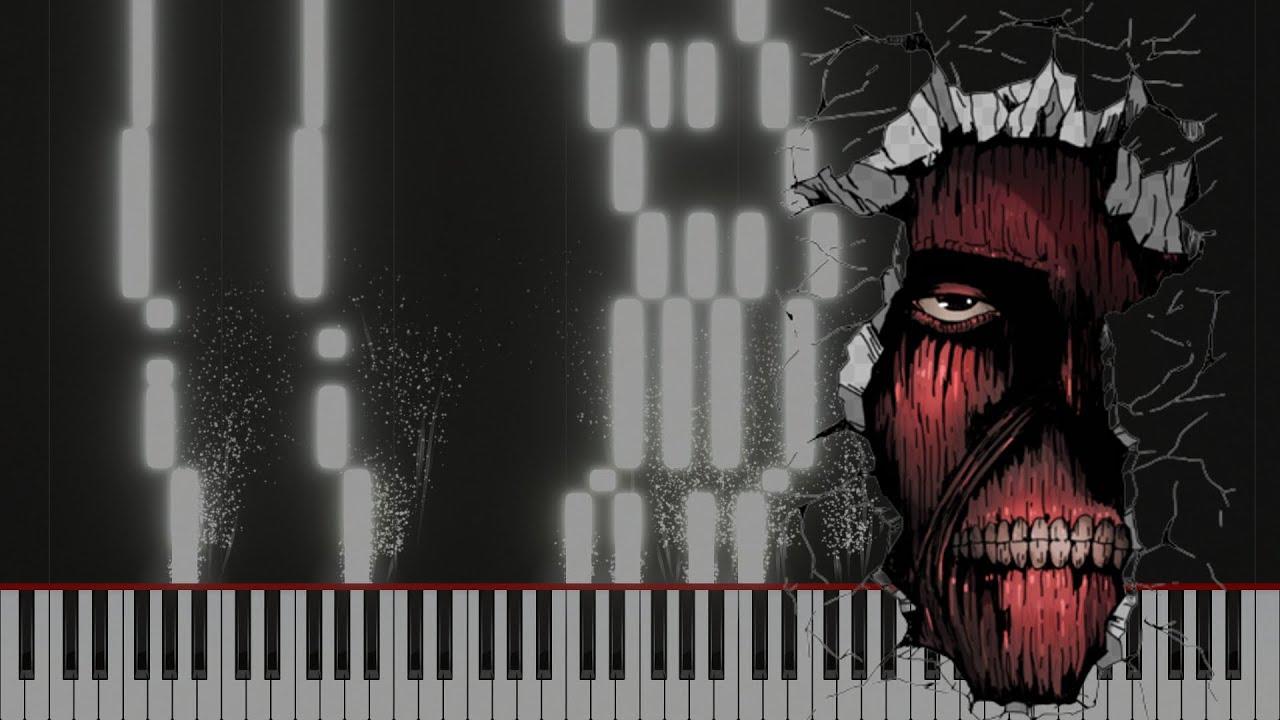 Attack On Titan - Season 3 Opening (Piano Rendition) - YouTube