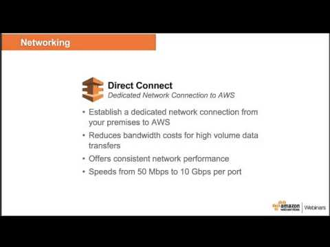 AWS May Webinar Series - Getting Started: AWS Services Overview
