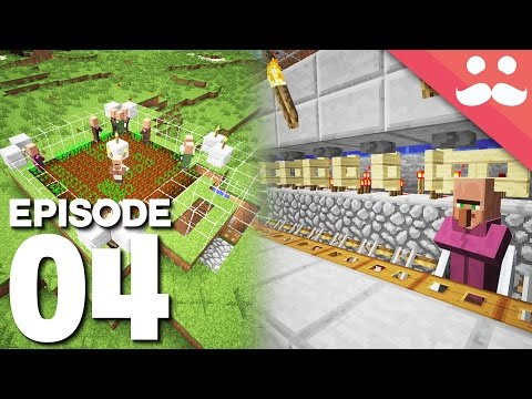Hermitcraft 5: Episode 4 - Breeders, IRON,...
