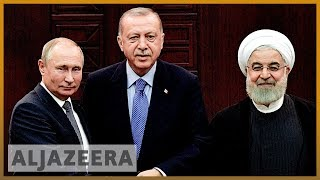 Analysis: Erdogan hosts Putin and Rouhani for new round of Syria talks