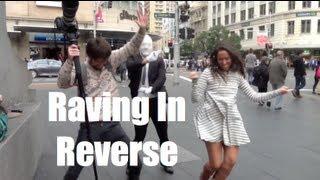 Atmozfears tribute: raving in reverse