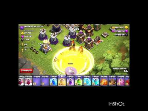 Clash Of Clans-latest Mod Apk (working)