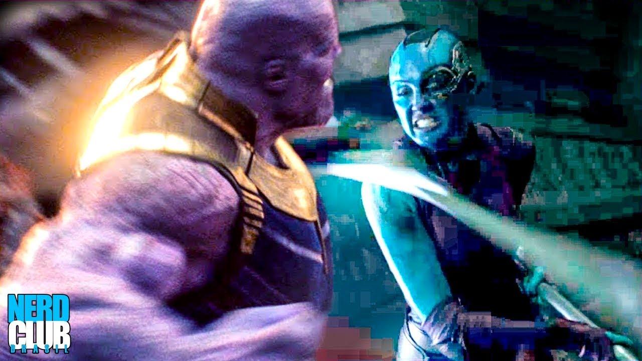 Thanos Mutter