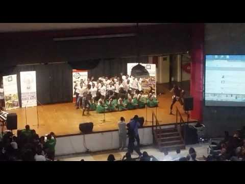 Dut Choir clashes @DUT ML Sultan Campus, Cane Growers hall