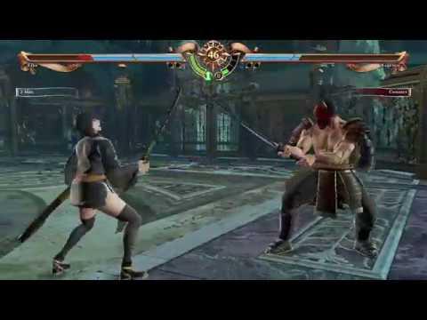 Soul Calibur 6 CaS - Elke Vs Kagerou