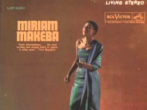 Miriam Makeba 1960 - Where does it lead