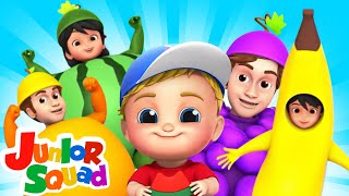 Fruits Song | Nursery Rhymes and Kids Songs For Babies