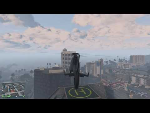 Grand Theft Auto V: Finance and Felony Update-Rumpo, Helicopter, Drum Mags, and Office