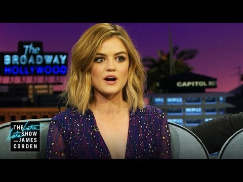 Lucy Hale quiere que 'Pretty Little Liars' tenga un final trágico