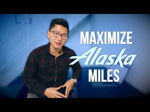 The Best Ways To EARN And REDEEM Alaska Miles