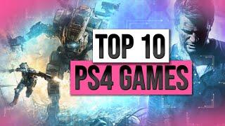 Die 10 BESTEN PS4 SPIELE (bisher)