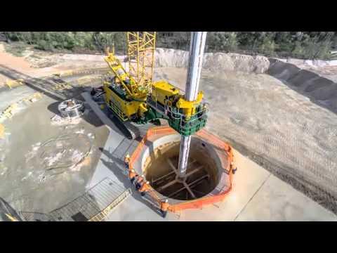 Moranbah Mine Shaft