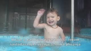 Swimming Dad - Muzika i plivanje savršena kombinacija za vašu bebu