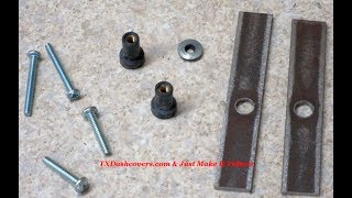 What is a Rubber Well Nut and How is it Used Fasteners Retainers