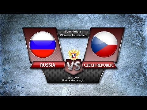 4 Nations. W Russia - Czech Republic