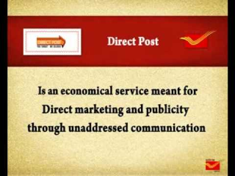 India Post : History & Services