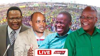 🔴#LIVE: KIVUMBI  kampeni CHADEMA Kuwasha MOTO Leo MBAGALA, CCM Kuzindua KAMPENI DODOMA...