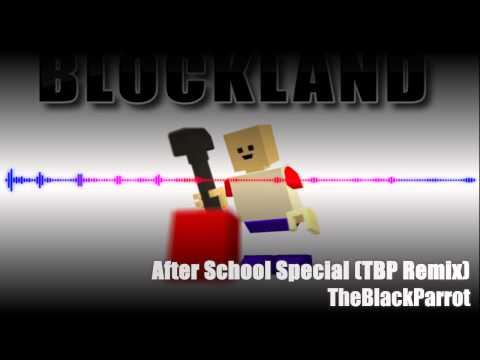 After School Special (TBP Remix) - TheBlackParrot