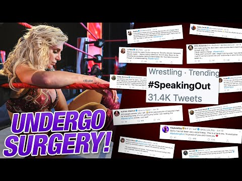 Charlotte Flair to Undergo Surgery! #SpeakingOut Movement Hits Pro Wrestling   News and Rumors from YouTube · Duration:  22 minutes 4 seconds