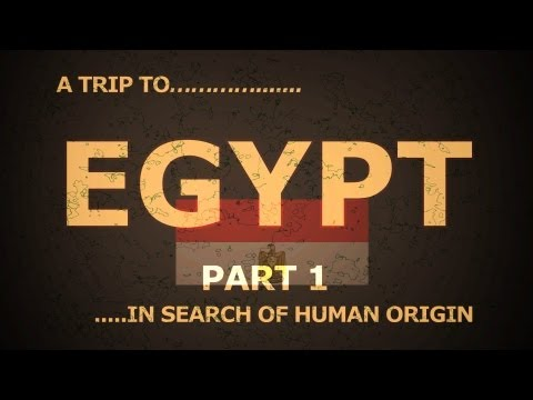 Egypt Part 1 - In English