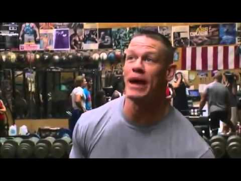 John cena all gym secrets by his trainer wwe youtube - John cena gym image ...
