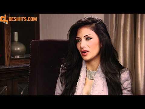 Nicole Scherzinger Interview with Anusha