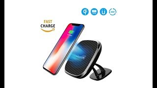 Nillkin Fast Wireless Car Charger 2nd Gen 2-in-1 10W Qi Charging Pad Unboxing and Extended Review