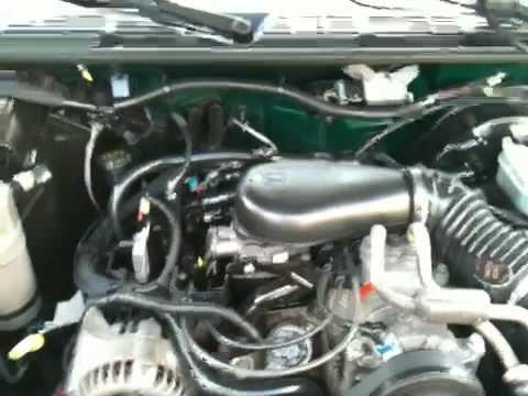 ($3900 or Best Offer) 2000 Chevy Blazer LS Engine ...