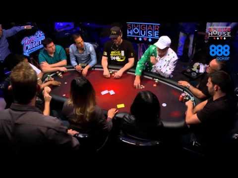 Poker Night In America | Cash Game | Sugar House Casino – Philadelphia, PA (2/4)