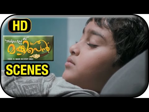 Philips and the Monkey Pen Malayalam Movie | Scenes | Sanoop Gets Discharged From Hospital