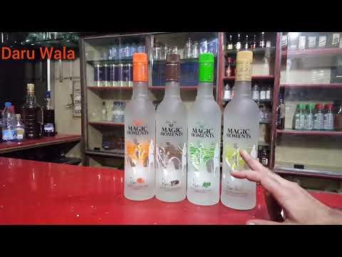 Magic Moments Vodka Review