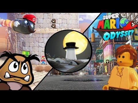 Ranking Super Mario Odyssey\'s Kingdoms (ft.LonelyGoomba)