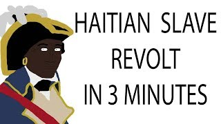 Facts About St Domingue Revolt