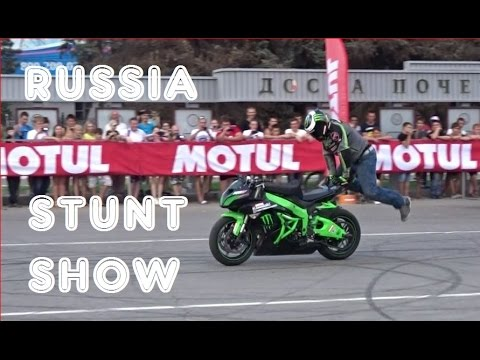 Stunt Show, Best Russian Team