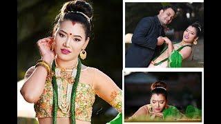 Anjana lama mahat Behind the Scenes:Bridal and Model photo shoot
